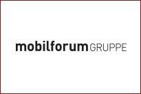 Kundenlogo mobilforum Gruppe